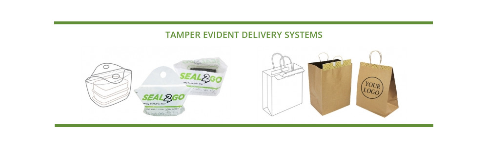 Tamper Evident Delivery Systems