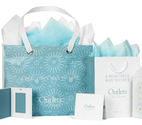 Custom Packaging for Retail Shopping