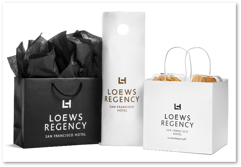 Custom Packaging for Hotels and Resorts