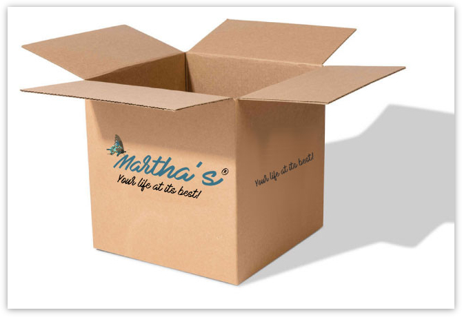 E-Commerce - Custom Shipping Boxes
