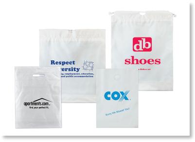 Menu for Plastic Bags