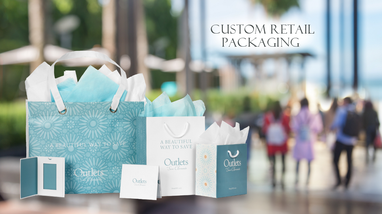 Luxury Packaging for Hotels, Resorts and Spas