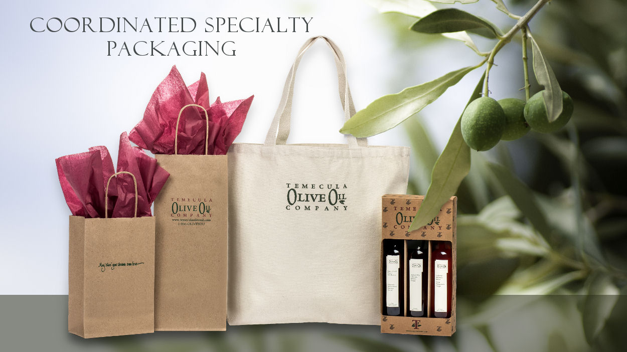Coordinated Specialty Packaging