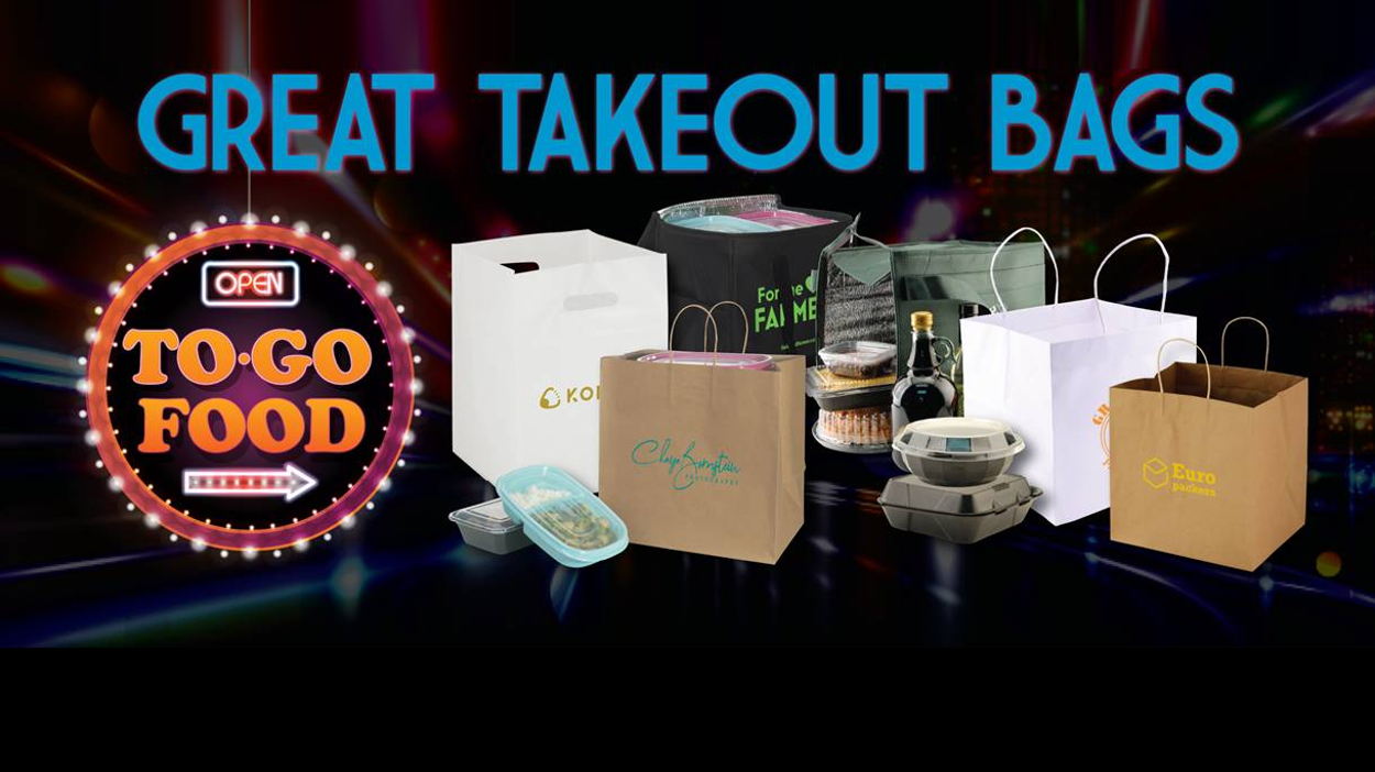 Great Takeout Bags